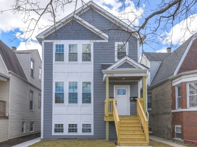 Rental Re-Activated: 3706 North Drake Avenue #1