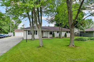Kane County Single Family Home New: 2445 Nan Street