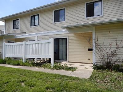 Schaumburg Condo/Townhouse New: 713 Sunfish #141B