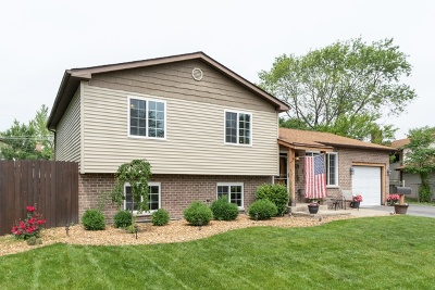 Oak Forest Single Family Home New: 5156 Oakwood Court