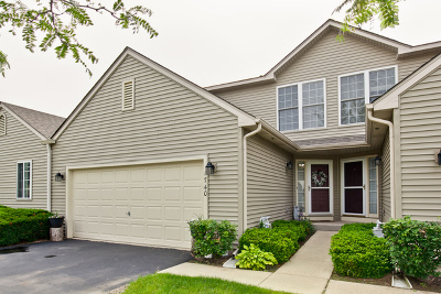 McHenry Condo/Townhouse For Sale: 1740 Court Street #1740
