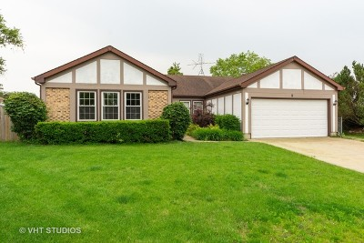 Buffalo Grove Single Family Home New: 8 Newtown Court West