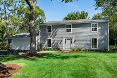 Lake Forest Single Family Home New: 710 Morningside Drive