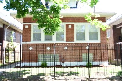 Chicago, Aurora, Elgin, Hammond, Joliet, Kenosha, Michigan City, Naperville Single Family Home Price Change: 8041 South May Street