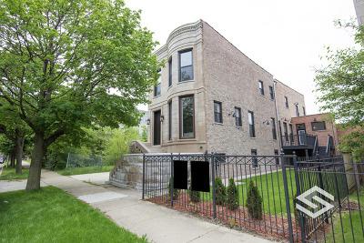 Chicago, Aurora, Elgin, Hammond, Joliet, Kenosha, Michigan City, Naperville Single Family Home New: 4010 South Ellis Avenue