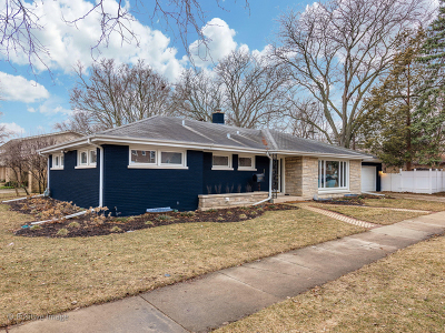 Skokie Single Family Home Contingent: 4601 Grove Street