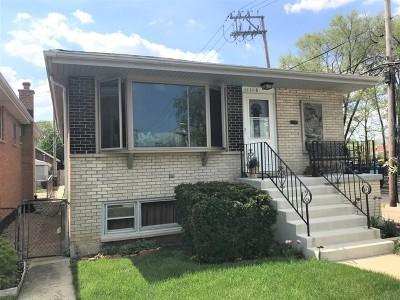 Chicago, Aurora, Elgin, Hammond, Joliet, Kenosha, Michigan City, Naperville Single Family Home New: 11116 South Spaulding Avenue