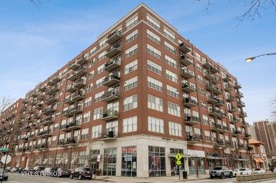 Chicago, Aurora, Elgin, Hammond, Joliet, Kenosha, Michigan City, Naperville Condo/Townhouse New: 6 South Laflin Street #607