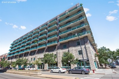 Chicago, Aurora, Elgin, Hammond, Joliet, Kenosha, Michigan City, Naperville Condo/Townhouse New: 910 West Madison Street #705