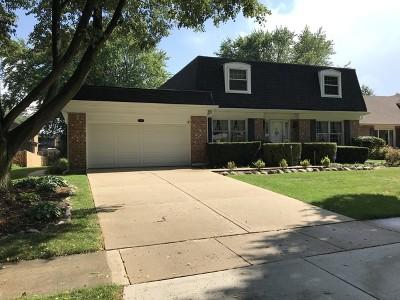 Palatine Single Family Home For Sale: 661 East Balsam Lane