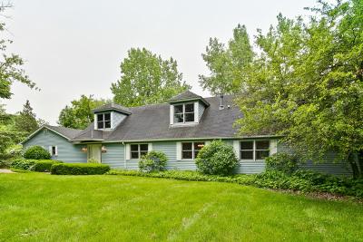 Libertyville Single Family Home New: 255 Ridgeway Lane