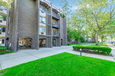 Condo/Townhouse New: 6800 North California Avenue #1B