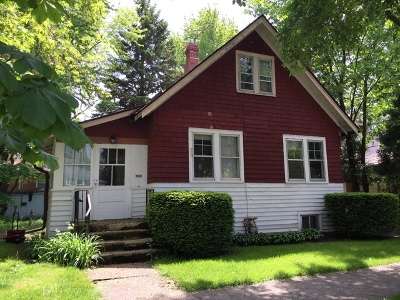 Evanston Single Family Home For Sale: 1706 Crain Street