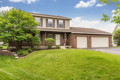Lockport Single Family Home New: 2111 Fir Court