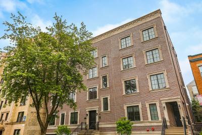 Condo/Townhouse New: 647 West Aldine Avenue #1W