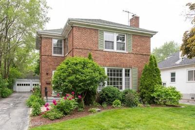 Highland Park Single Family Home New: 1242 Ridgewood Drive