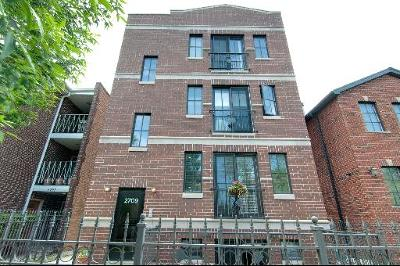Condo/Townhouse For Sale: 2709 West Bryn Mawr Avenue #2