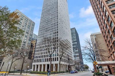 Streeterville, Gold Coast Galleria Condo/Townhouse For Sale: 260 East Chestnut Street #3405