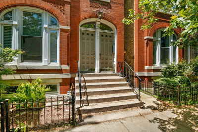 Condo/Townhouse New: 1910 North Halsted Street #1S