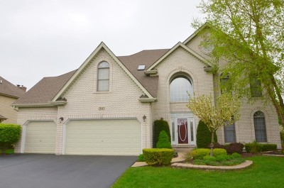Naperville Single Family Home New: 2647 Whitchurch Lane