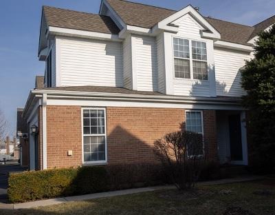 Westmont Condo/Townhouse New: 606 Citadel Drive