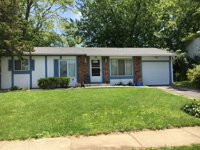 Bolingbrook Single Family Home For Sale: 148 Pacific Drive