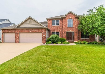Normal Single Family Home For Sale: 1704 Wintergreen Parkway