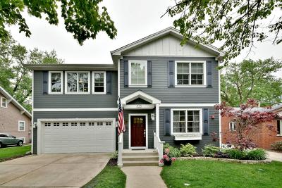 La Grange Park Single Family Home For Sale: 325 North Stone Avenue