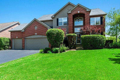 Vernon Hills Single Family Home For Sale: 1655 Stanwich Road
