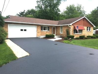 Spring Grove Single Family Home For Sale: 7710 Blivin Street