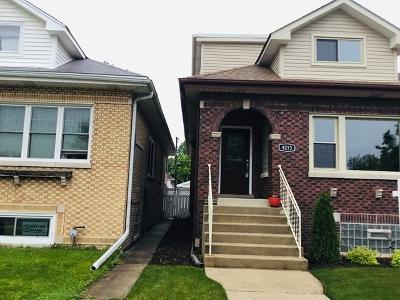 Norridge Single Family Home New: 4215 North Ozanam Avenue