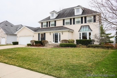 Hoffman Estates Single Family Home New: 1615 Charlemagne Drive