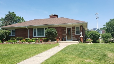 Lockport Single Family Home For Sale: 900 McKinley Court