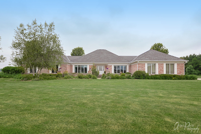 Woodstock Single Family Home For Sale: 17818 Collins Road