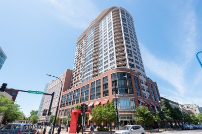 Evanston Condo/Townhouse For Sale: 807 Davis Street #1210
