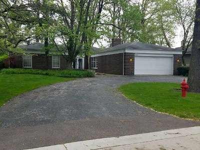 Highland Park Single Family Home New: 1241 North Avenue