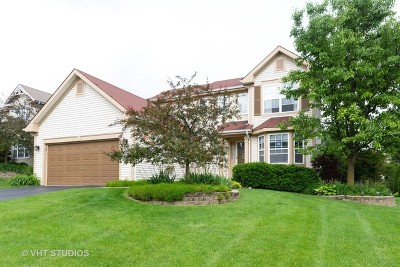 Algonquin Single Family Home Contingent: 181 Winding Canyon Way