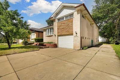 Lincolnwood Single Family Home For Sale: 6866 North Crawford Avenue