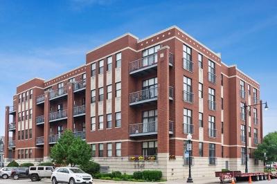 Condo/Townhouse For Sale: 4011 North Francisco Avenue #311