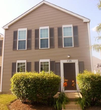 Aurora Single Family Home New: 728 Four Seasons Boulevard