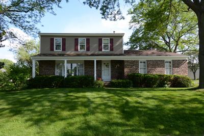 Carol Stream Single Family Home New: 802 Pawnee Drive
