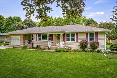 Marengo Single Family Home For Sale: 726 Jackson Street