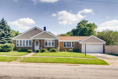 Oak Lawn Single Family Home New: 10828 South Pulaski Road