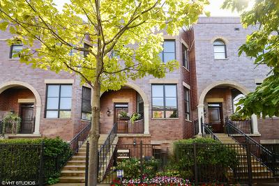 Chicago Condo/Townhouse New: 2622 North Hartland Court