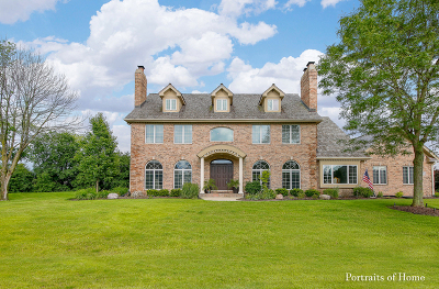 Lemont Single Family Home New: 104 Ruffled Feathers Drive