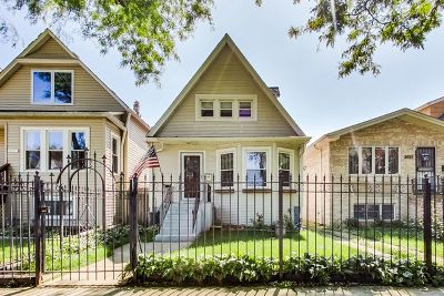 Single Family Home For Sale: 4113 North Lawndale Avenue