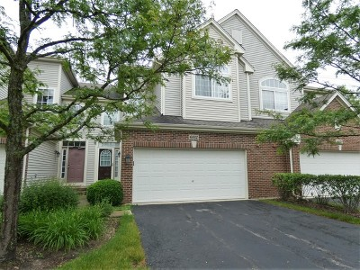 Hoffman Estates Condo/Townhouse New: 6032 Delaney Drive #6032