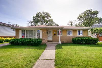 Elmhurst Single Family Home Price Change: 793 South Cedar Avenue