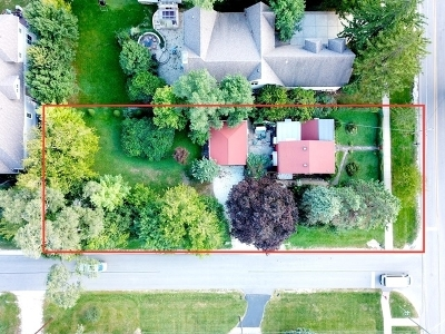 Downers Grove Residential Lots & Land New: 4701 Roslyn Road