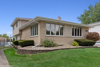 Oak Lawn Single Family Home New: 10612 South Kolin Avenue